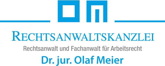 Fachanwalt für Arbeitsrecht Dr. Olaf Maier