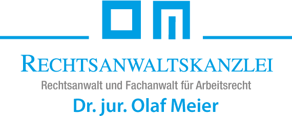 Fachanwalt für Arbeitsrecht Dr. Olaf Meier